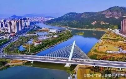 观音埔大桥全景图